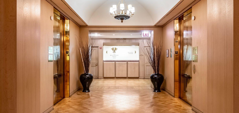40th Flr Elevator Lobby S